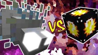 OMEGAFISH VS. LUCKY BLOCK EXPLOSIVO (MINECRAFT LUCKY BLOCK CHALLENGE SILVERFISH TITAN)