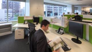 QUADRIC - Perpetual Wealth Management Office Fitout