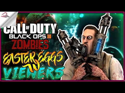 'Der Eisendrache' HELPING NOOBS COMPLETE EASTER EGG!! ~ BO3 Zombies w/Viewers [Livestream Replay]