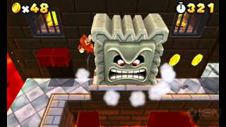 Super Mario 3D Land: World 1 Castle