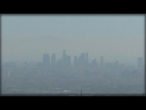 DEADLY LOS ANGELES AIR POLLUTION KILLING 1300 PEOPLE PER YEAR