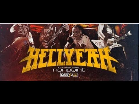 HELLYEAH announced fall tour  w/ Nonpoint and Deepfall ..!