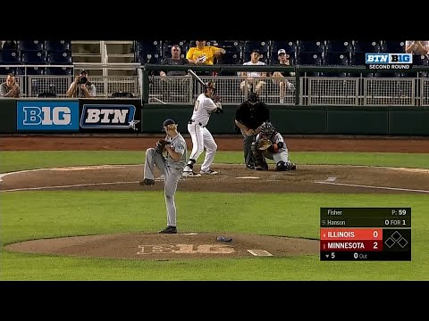 #BTNStandout Montage | 2018 Big Ten Baseball Tournament