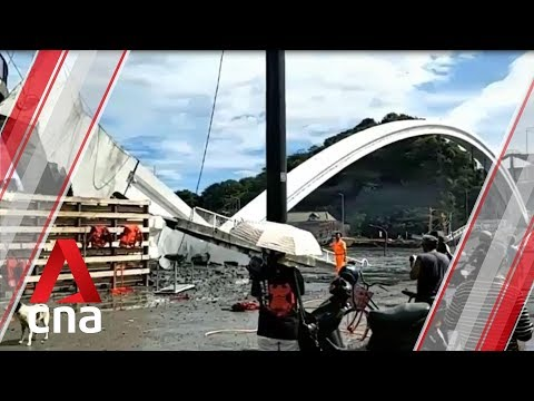 Rick Woodell - Can you believe there were only 3 minor injuries when the bridge fell?