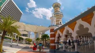 マスジッドジャメ駅からジャメ・モスクまでの徒歩