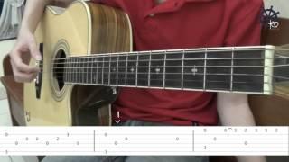 Akustik Gitar - Fingerstyle (Cinta Terbaik - Cassandra)