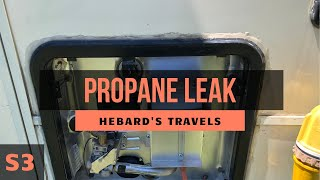 RV Water Heater Propane Leak | This Could Be Your Fix