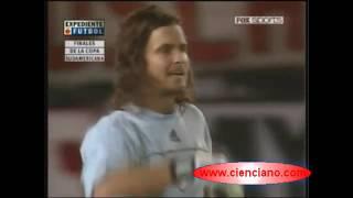 Final Ida - River Plate (ARG) 3 - 3 (PER) Cienciano - Copa Sudamericana 2003