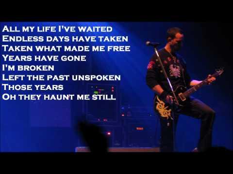 Shed My Skin by Alter Bridge Lyrics