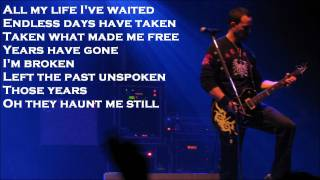 Shed My Skin by Alter Bridge Lyrics
