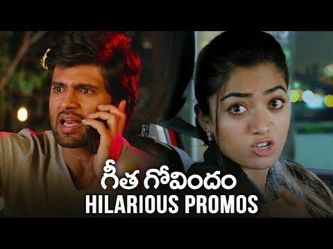 Geetha Govindam Hilarious Comedy Promos | Vijay Devarakonda | Rashmika | TFPC thumbnail