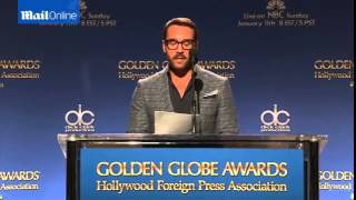 Golden Globes 2014 nominees - led by...