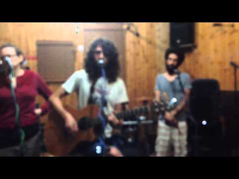 Dror Goldstein Band Rehearsal