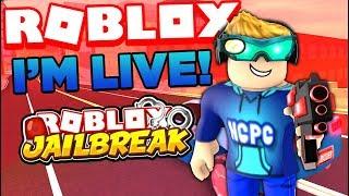 🔴 IT'S FINALLY SUMMER!!! JAILBREAK NEW UPDATE TONIGHT?! | Roblox Livestream