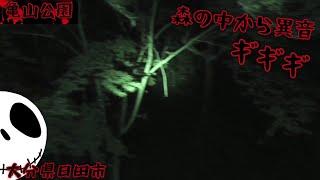 【心霊】大分県日田市〜亀山公園〜公園内で異音発生