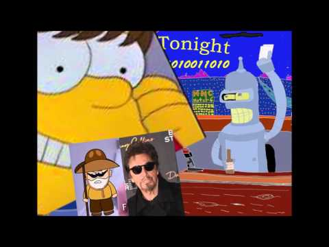 NHC Tonight with 1010011010 - Episode 6 - Tom Sequitur Goes to the Mayor