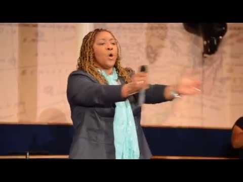 Ursula T. Wright in Concert in Tampa, FL: You Are Jehovah by Eddie James