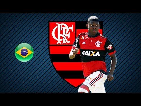 LINCOLN | Flamengo | Goals, Skills, Assists | 2017/2018 (HD)