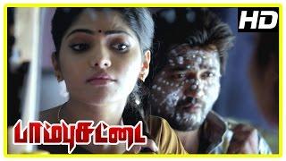 Paambhu Sattai Movie Scenes   Title Credits   Counterfeit money racket intro   Bobby Simha intro