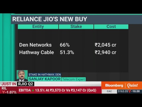 #Q2WithBQ: Analysis Of Reliance Industries' & Jio Earnings