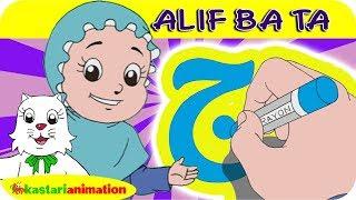 Huruf Hijaiyah Jim | Mengaji Bersama Diva | Kastari Animation Official