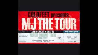 "from COLDFEET's 7th album ""COLDFEET presents MJ THE TOUR"" http://www.coldfeet.net."