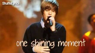 Justin Bieber- Someday At Christmas (Lyrics On Screen)