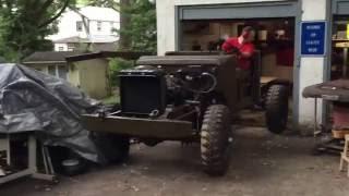 Dodge M37 Power Wagon First Drive
