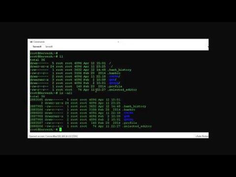rsync data  replication on ubuntu