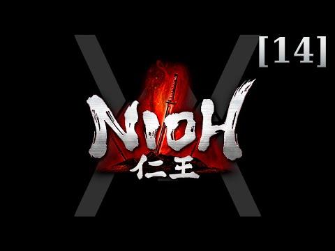 Аналитическое прохождение Nioh [14] - Паучий замок