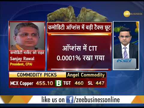 Commodities Live: Know major impact of Union Budget 2018 on commodity market