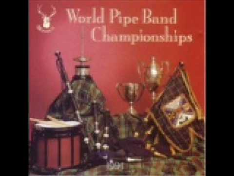 Polkemmet Medley - 1991 World Pipe Band Championships