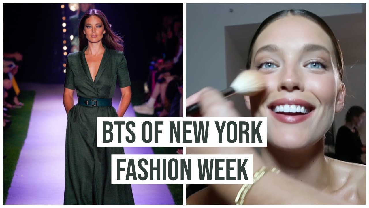 New York Fashion Week 2019 VLOG | BTS of NYFW with Model Emily DiDonato