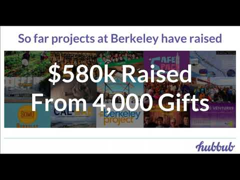 Guiding Project Teams to Crowdfunding Success - Ryan Lawrence, UC Berkeley