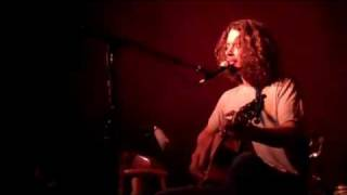 Chris Cornell - As Hope and Promise Fade - Hotel Cafe December 3 2009 YouTube Videos