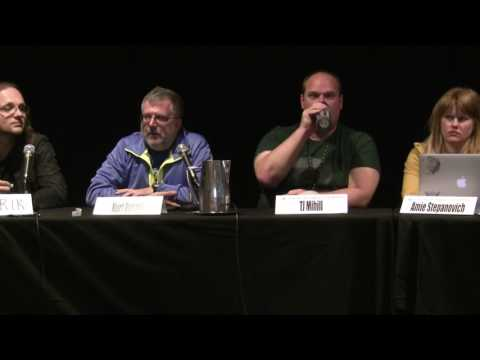FBI vs. Apple vs. Grey Hats and the Future of Encryption [DragonCon 2016]