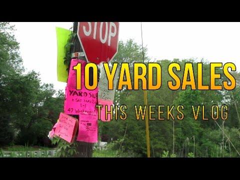 Yard Sale Vlog Season 1 Episode 3