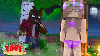 WEREWOLF ATTACK ON THE ISLAND!   Minecraft Love Island    Little Kelly