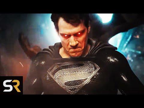 Superman's Black Suit Explained