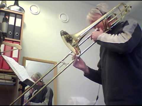 Beauty and the beast - Bass trombone