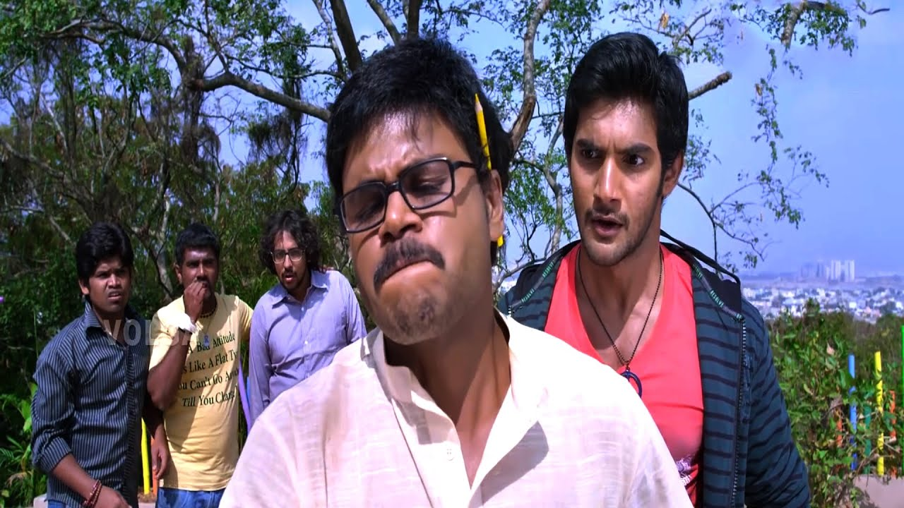 Sapthagiri Comedy Scenes Back To Back || Telugu Comedy Scenes || Volga Videos