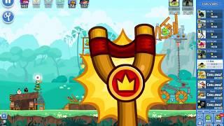 Angry Birds Friends tournament, week 342/B, level 4