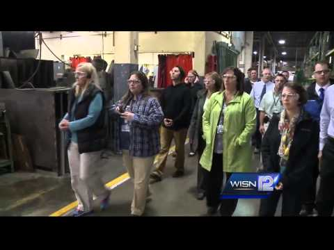 West Bend field trip links classrooms to jobs
