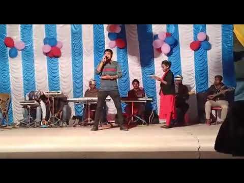 Romantic Santali Duet Song#Shreya Hansda And Kerani Hembrom