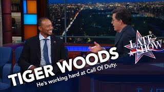 Tiger Woods Is Elite At Both Golf And Video Games