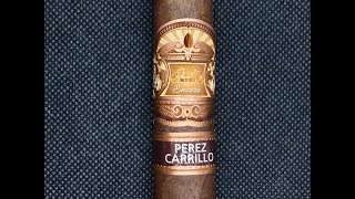 Обзор сигары E P  Carrillo Encore Majestic