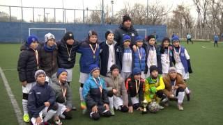 СДЮШОР Черноморец-2006 - ДЮФК Одесса-2006 8:0 (10.12.2016)