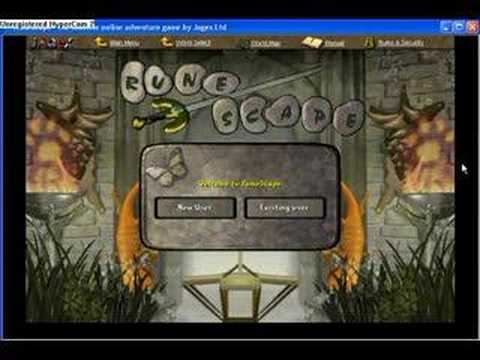 Hunter Log In Screen Runescape Youtube