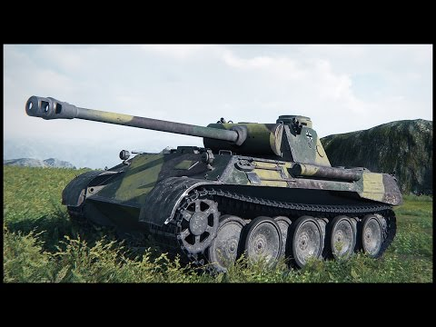 World Of Tanks | VK 30.02 (M) - 5.3K Damage - 9 Kills