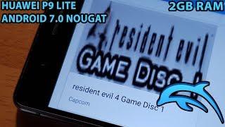 Huawei P9 Lite (2GB RAM) - Resident Evil 4 - Dolphin Emulator 5.0-6339 - Test